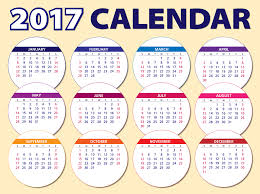 Huron County Parks Timeline for 2017