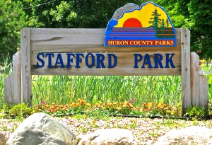 Stafford Sign