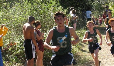 State, regional and semi-final High School Cross Country competitions