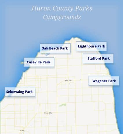 How To Make A Reservation Huron County Parks