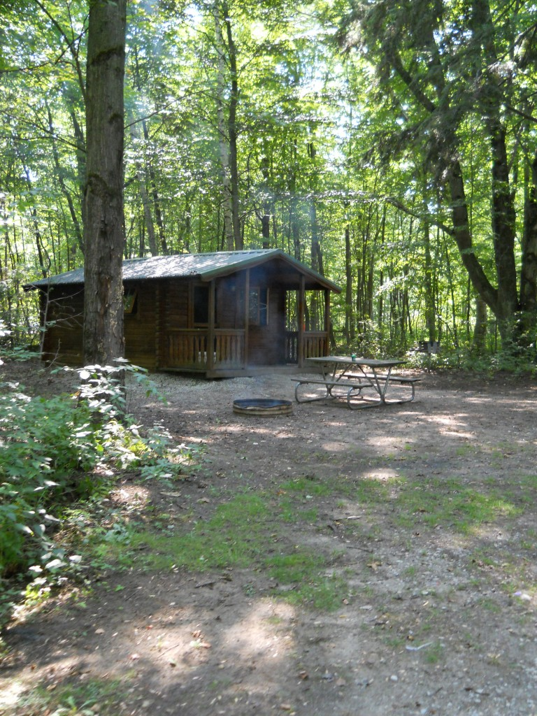 Huron County Parks Rustic Cabin Rentals Huron County Parks