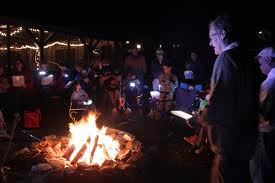 Songs around the campfire