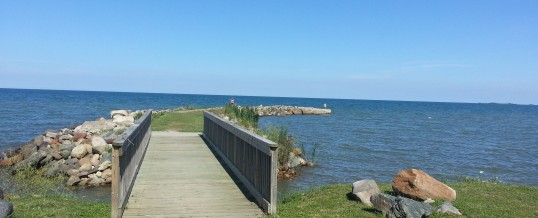Huron County Parks Off-season Timeline